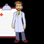 Quelques symptômes de la sclérose en plaque