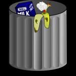 Des poubelles automatiques très pratiques