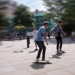 Le top des accessoires : Les skates électriques