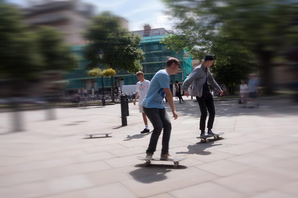 Skates électriques