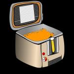 Réussissez vos frites à la perfection dans la friteuse électrique