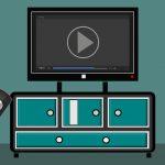 Un meuble télé à la fois beau et fonctionnel